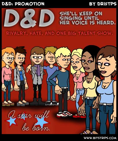 D&D: Promotion