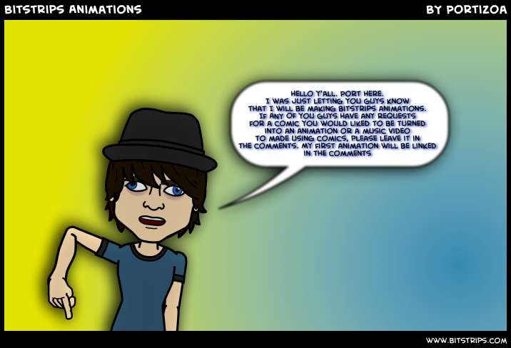 Bitstrips Animations