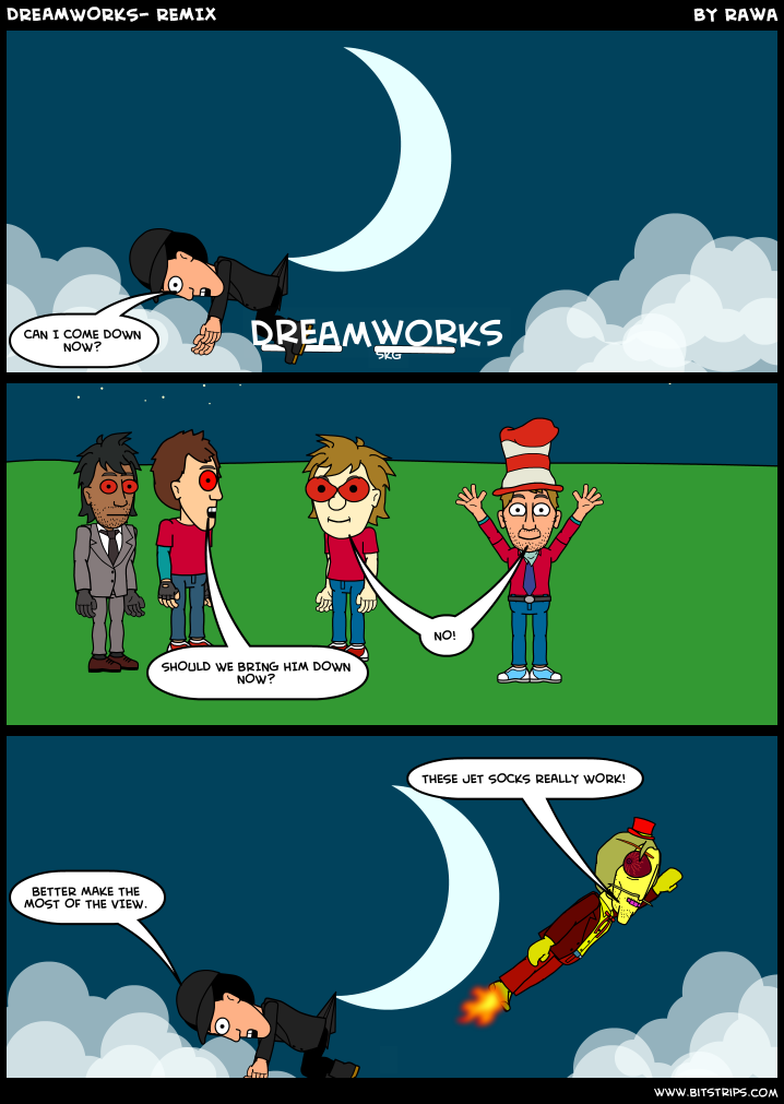 DREAMWORKS- REMIX 
