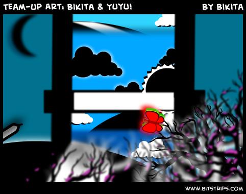 ~Team-Up Art: Bikita & Yuyu!~