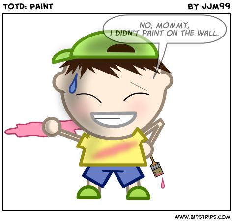 TotD: Paint