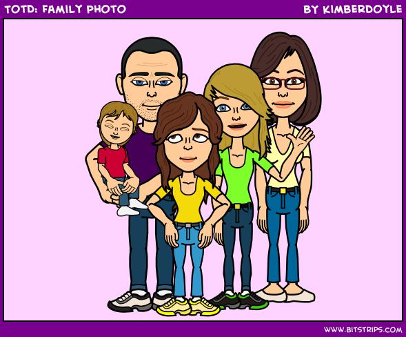 TotD: Family Photo