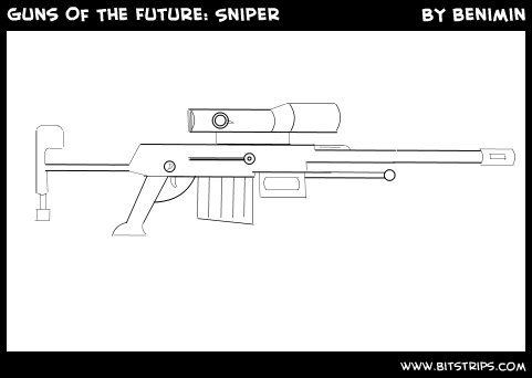 Guns Of The Future: Sniper