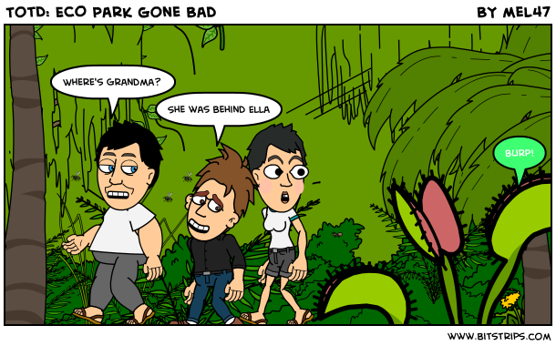 TotD: ECO Park gone Bad