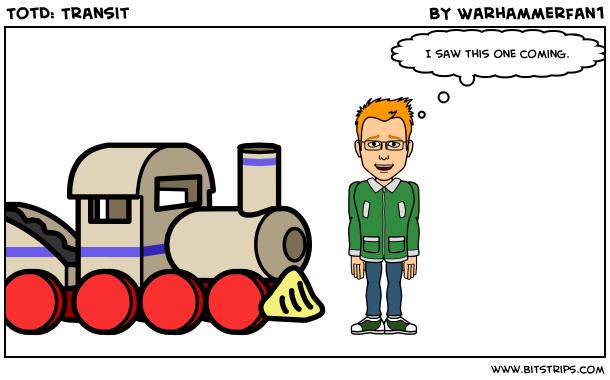 TotD: Transit