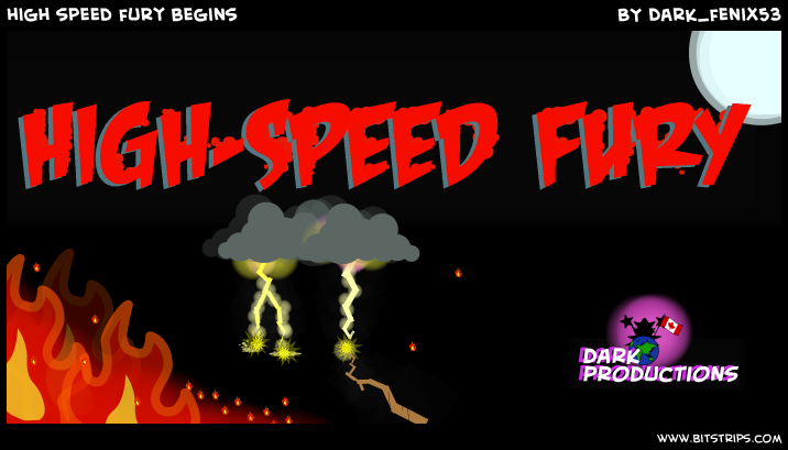 high speed fury begins