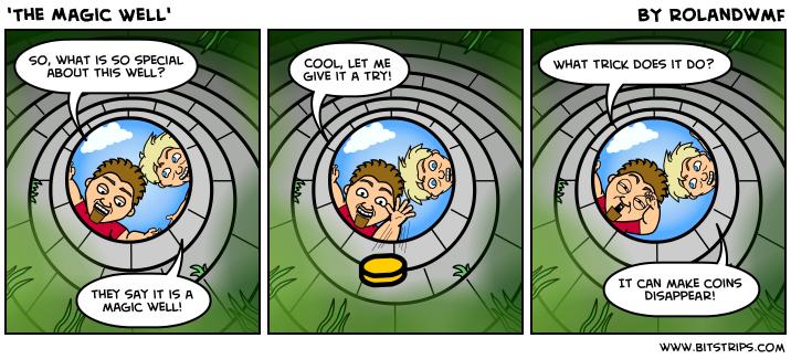 'The Magic Well'