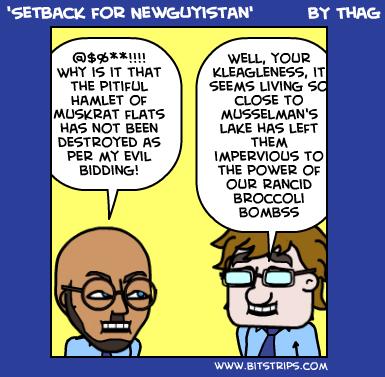 'Setback for Newguyistan'