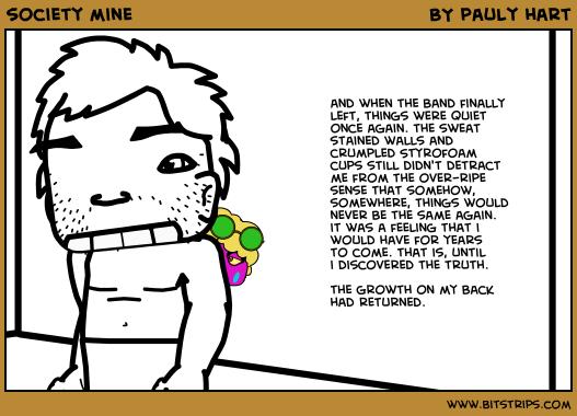 society mine