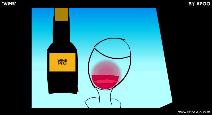 'wine'