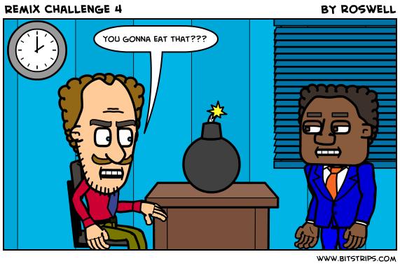 Remix Challenge 4
