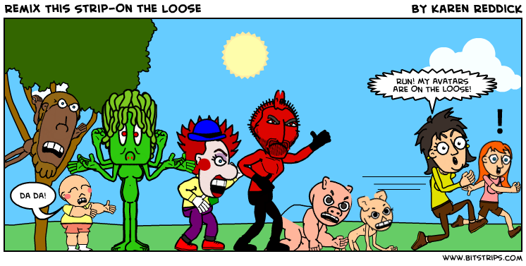 Remix This Strip-On the loose