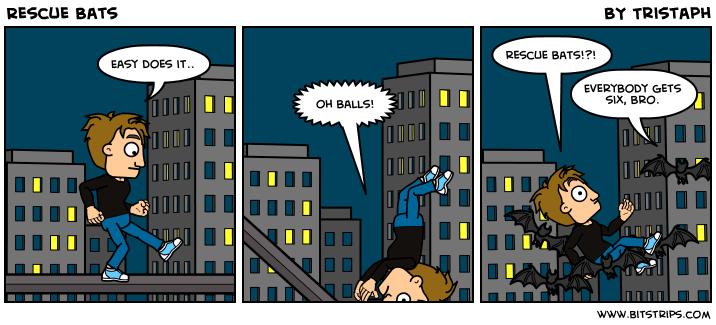 Rescue Bats