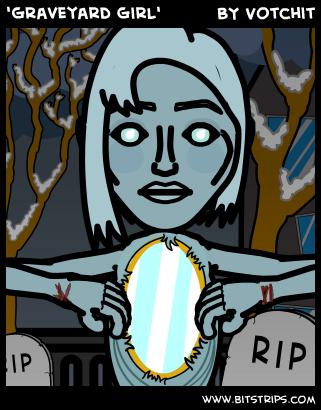 'Graveyard Girl'