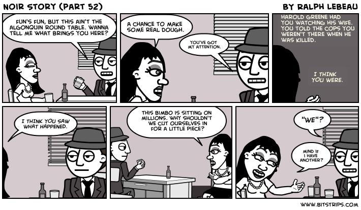 Noir Story (part 52)