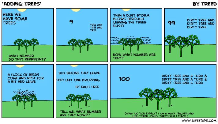 'Adding Trees'