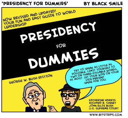 'Presidency For Dummies'