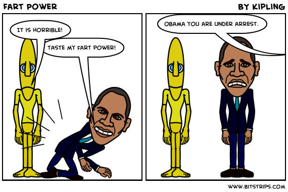 obama s fart power