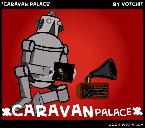 'CARAVAN PALACE'