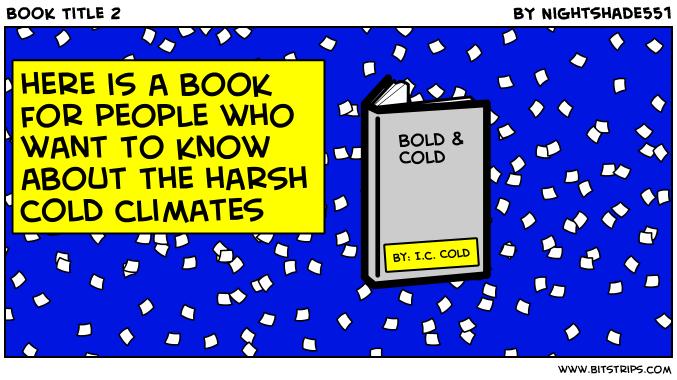 Book Title 2