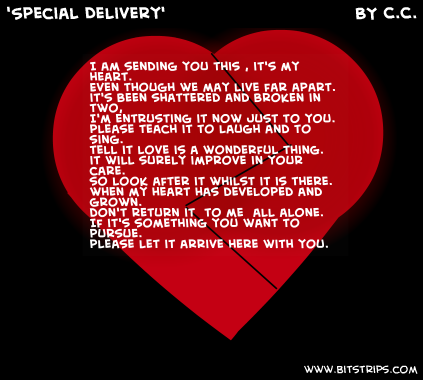 'Special Delivery'