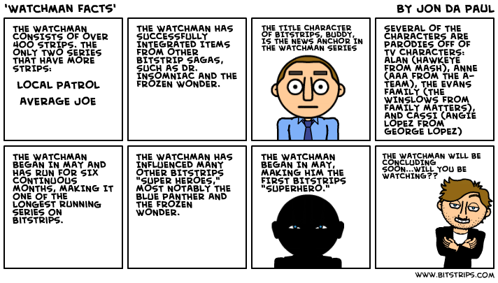 'Watchman Facts'