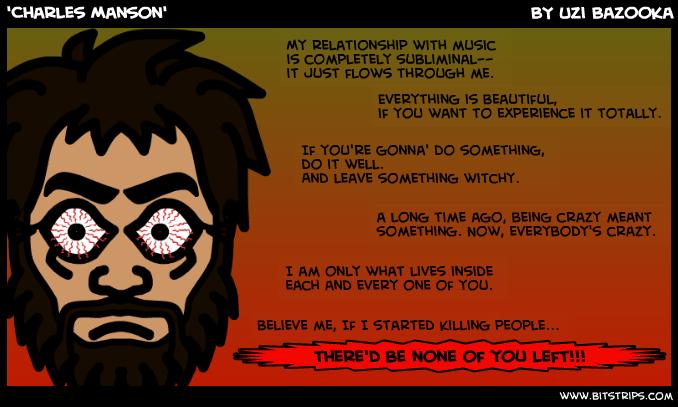 'Charles Manson'