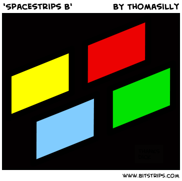 'Spacestrips B'