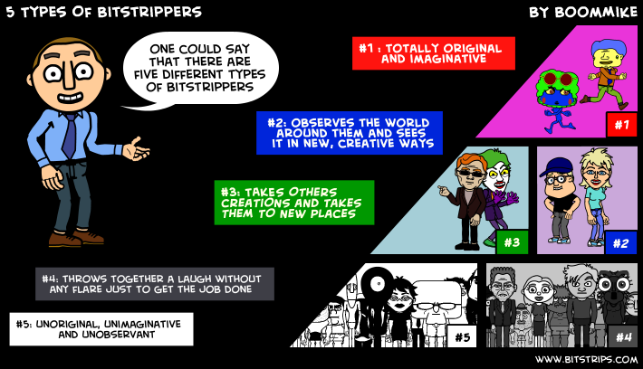 5 Types Of Bitstrippers