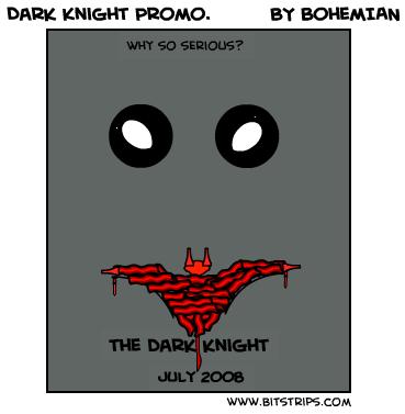 Dark Knight Promo.