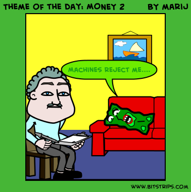 Theme of the day: MONEY 2