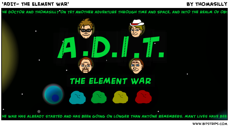'ADIT- The Element War'