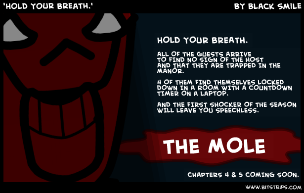 'Hold Your Breath.'