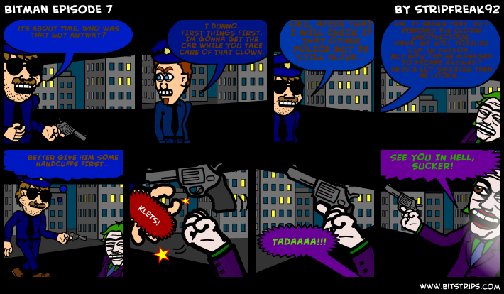 Bitman Episode 7
