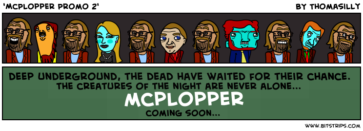 'McPlopper Promo 2'