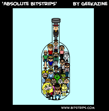 'Absolute Bitstrips'
