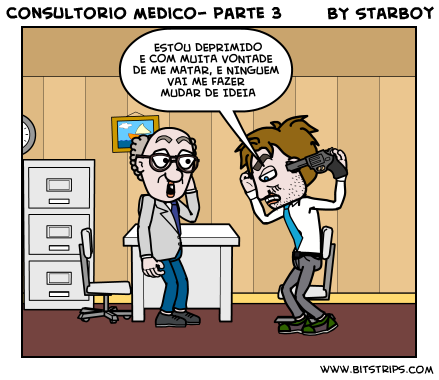 Consultorio medico- parte 3