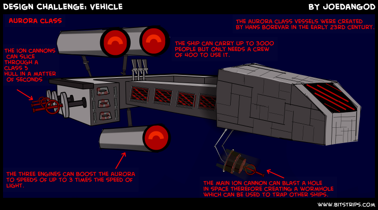 Design Challenge: Vehicle