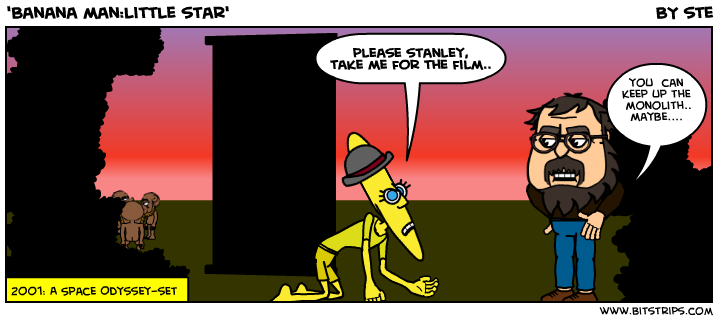 'Banana man:little star'