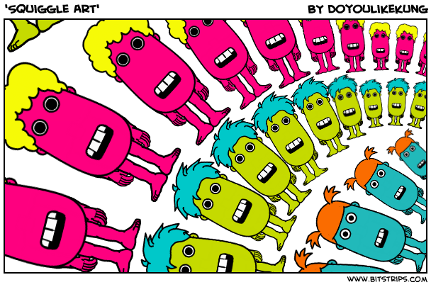 'Squiggle Art'