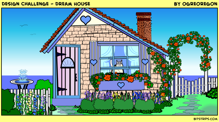 Design Challenge - Dream House