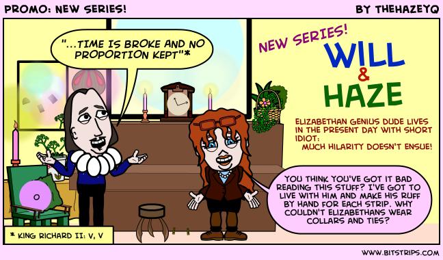 Promo: New Series!