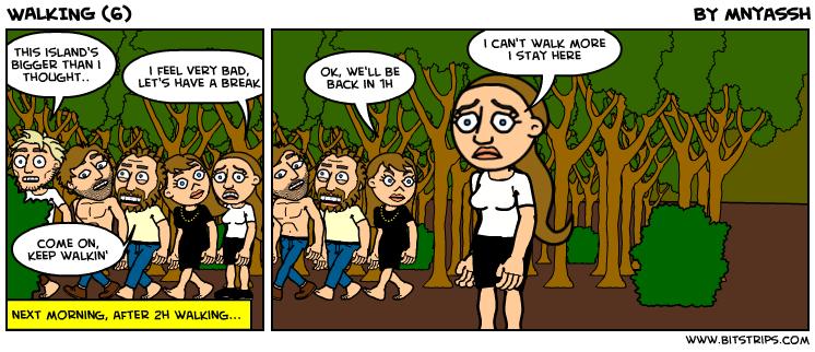 WALKING (6)