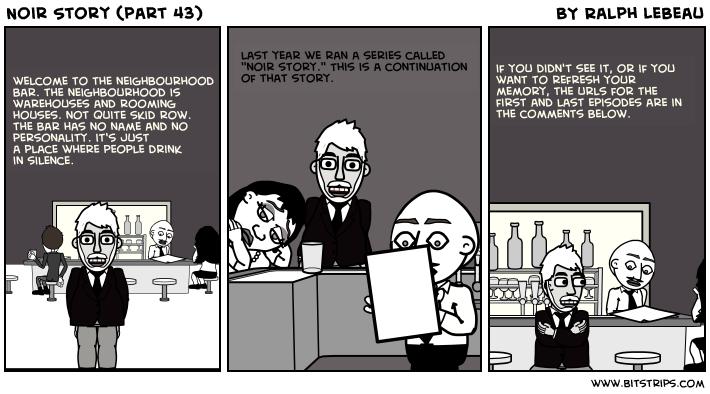 Noir Story (part 43)