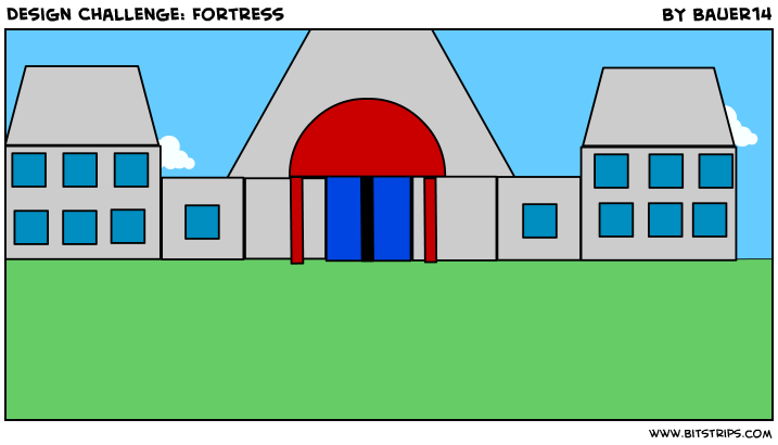 Design Challenge: Fortress
