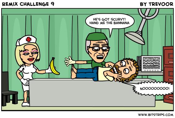 Remix Challenge 9