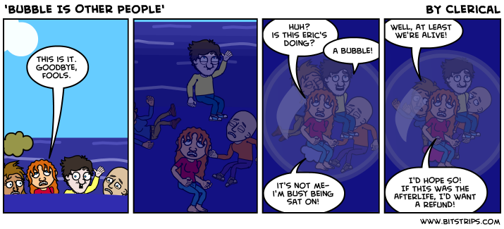 'Bubble Is Other People'
