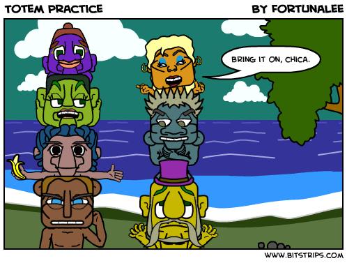 Totem Practice