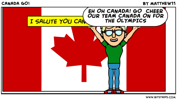 CANADA GO!