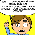 Comic Builder - Colors